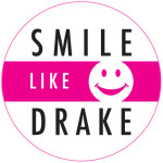 SMILE LIKE DRAKE_40mm LOGO